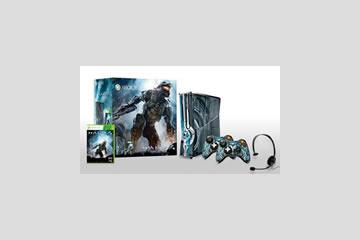 Xbox 360 320GB Halo 4 スペシャル エディション