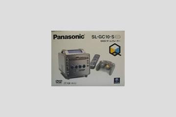 Panasonic SL-GC10 ゲームキューブ本体