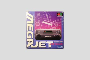 メガジェット 本体 6bit版メガドライブ