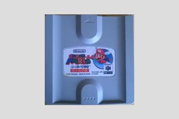 64DD スーパーマリオ64