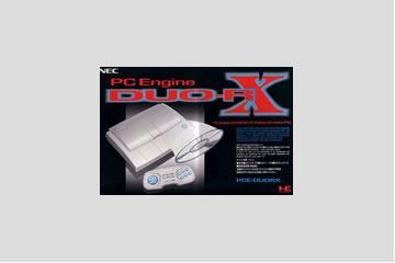 NEC PCエンジンDuo-RX PCE-DUORX 本体