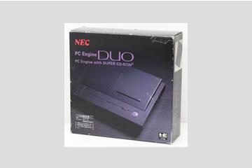 NEC PCエンジンDuo PI-TG8 本体