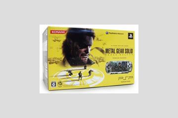 PSP メタルギアソリッド ピースウォーカー プレミアムパッケージ PSP-3000